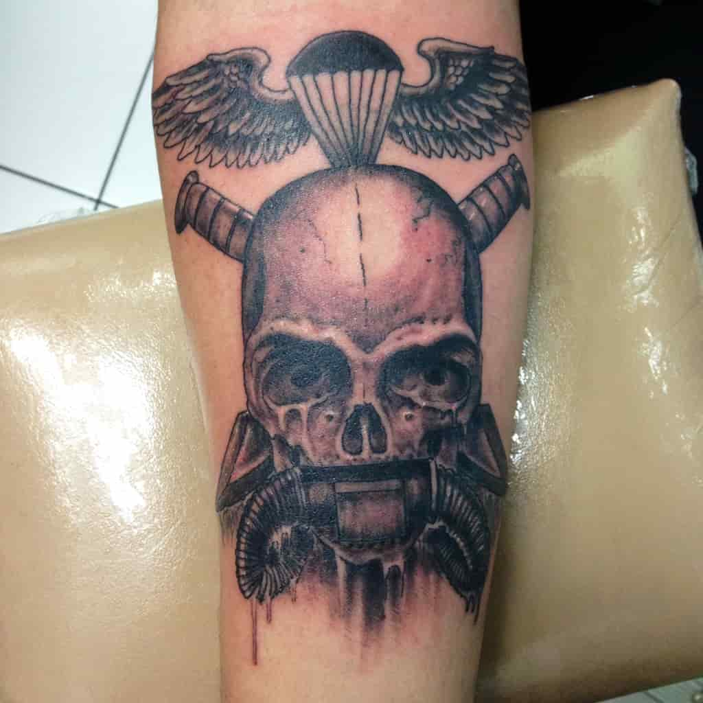 a usmc recon force tattoo cabal times